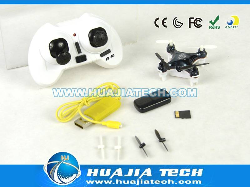 2.4G 4CH RC mini drone with HD camera