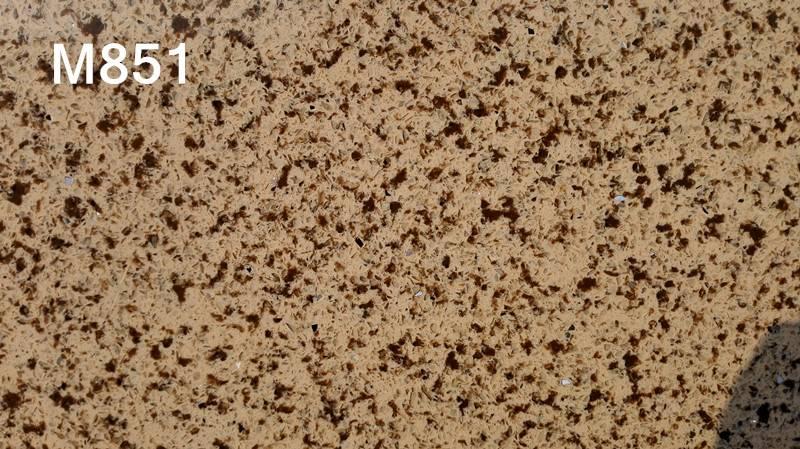 guolian crystal quartz stone slab, patterned quartz slab, artificial quartz stone