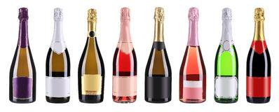 Non-Alcoholic Sparkling Fruit Nectars, Juice Drink in Champagne Bottles - PRIVATE LABELS PRODUCTION