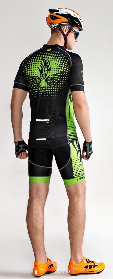New Design Team Cycling Jersey Sports Cycling Wear