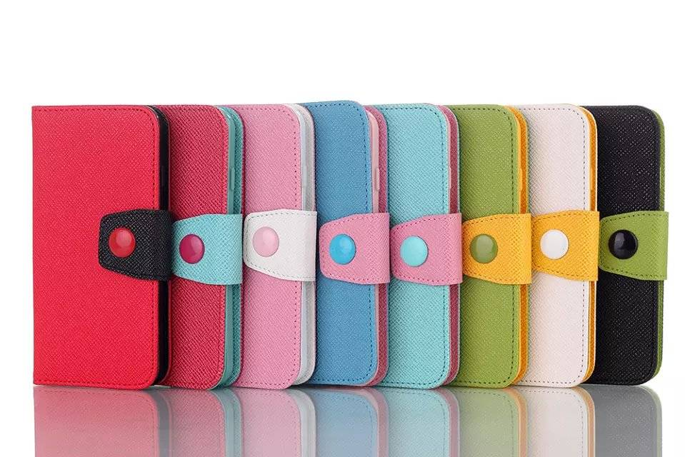 Korea's Leather Case With Photo Frame For iPhone 6 Leather Case