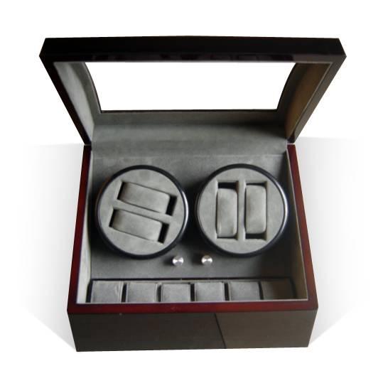 Wooden Watch Winder Box WM3040-6