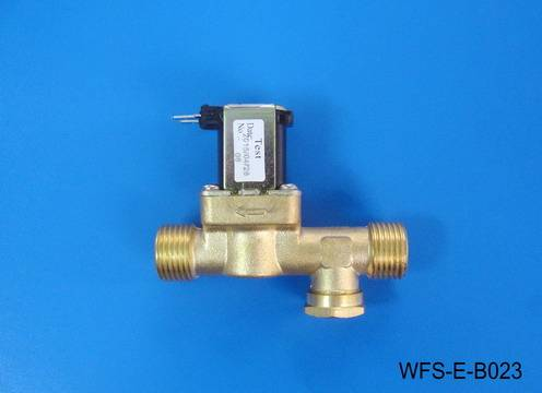 High temperature resistant plastic solenoid valve WFS-E-B023