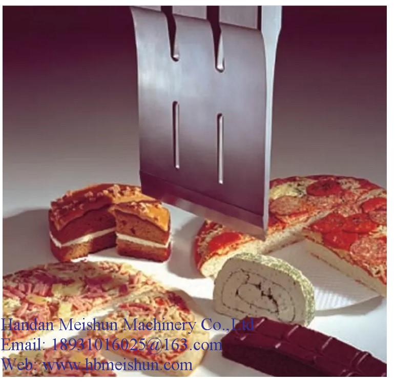Ultrasonic biscuit cutter