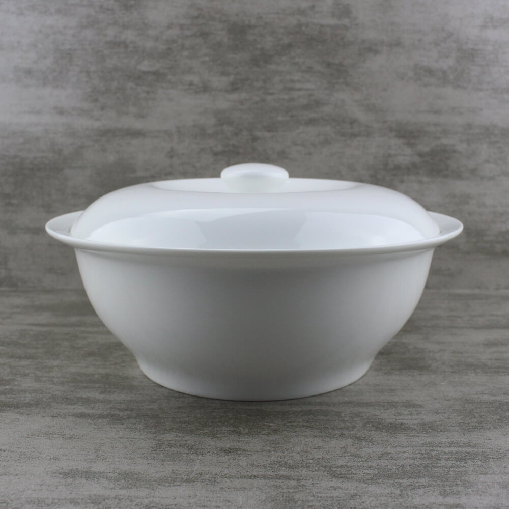 Soup Serving Bowl with Lid