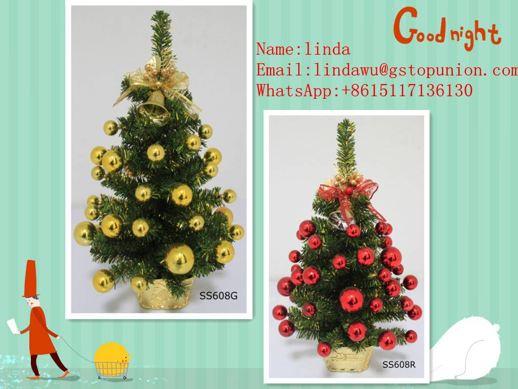 Indoor or Outdoor Use Christmas trees
