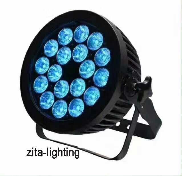 18x10w waterproof led par light