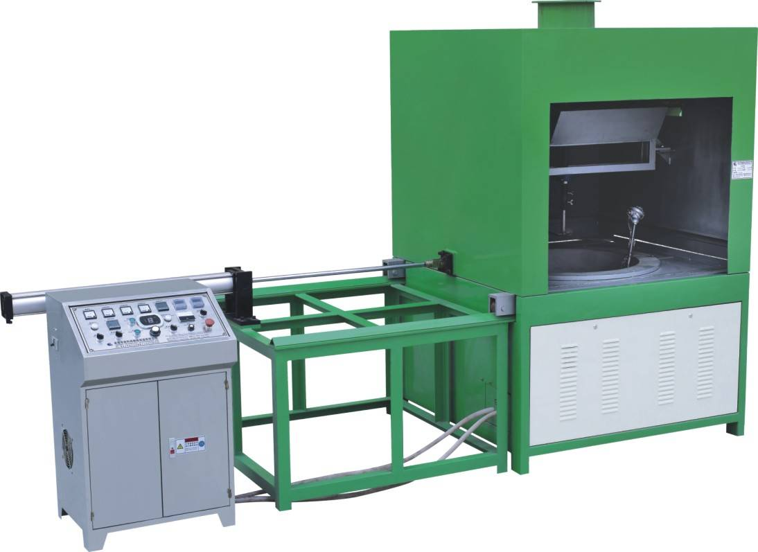 Movable Cover Type Electromagnetic Heating Furnace