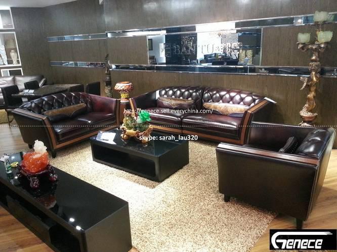 Hotel Receptional Sofa Set BT015#