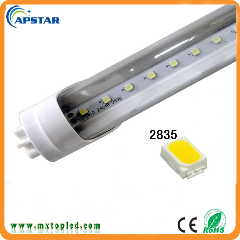 Energy saving best price t8 led lighting 18w 24w 120cm 150cm all in one tube