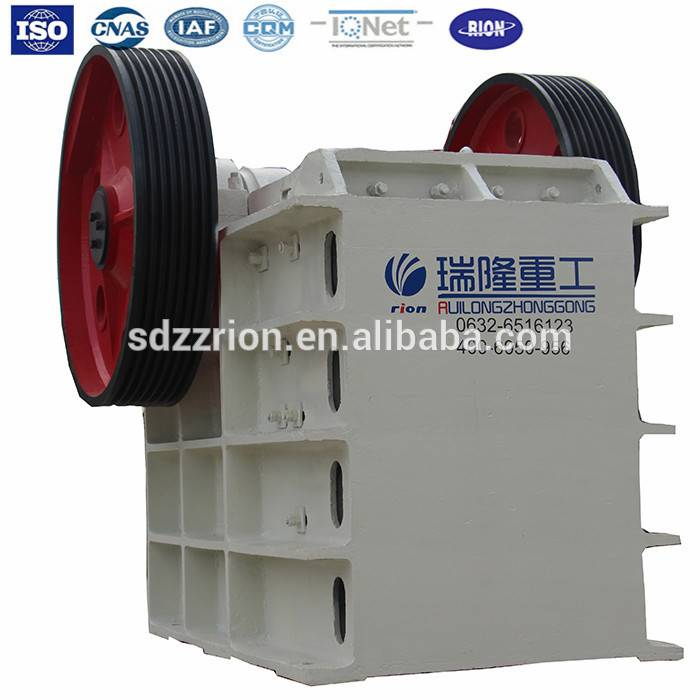 High efficient PE series stone jaw crusher for sale