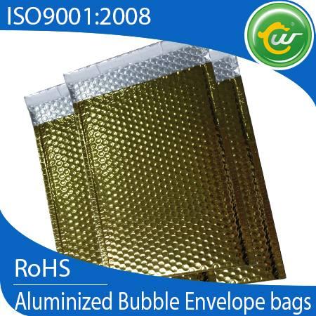 air bubble aluminum bags