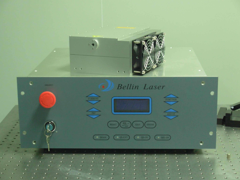 Green laser(Nd:YAG)