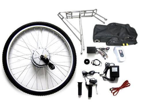 E bike kits ( Kits-3, Lead acid battery)