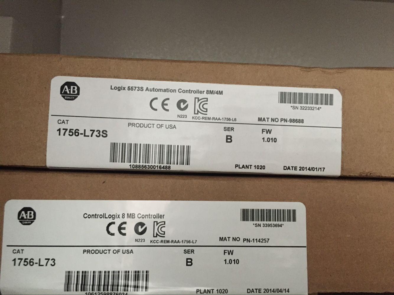 Factory New AB MVI56-BAS MVI56-BAS