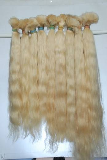 Top Quality Human Hair Remy Human Hair Bulk