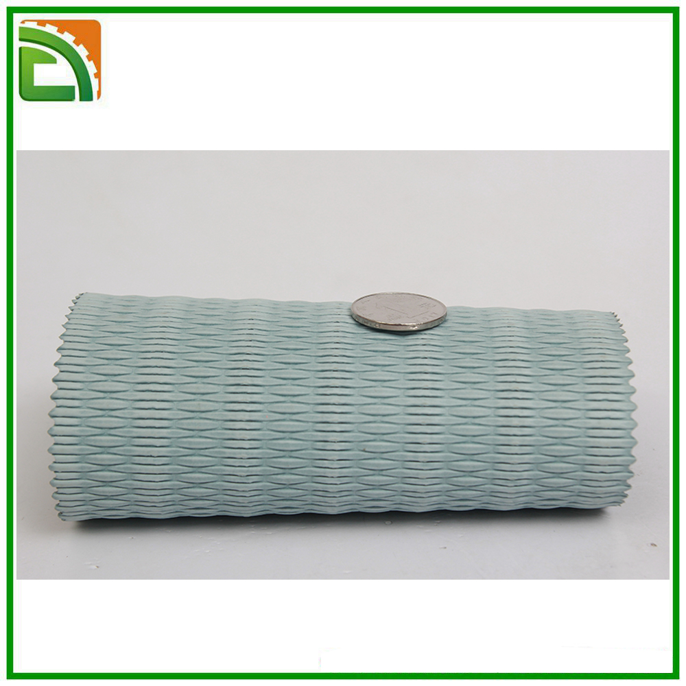 Heated tempering etching automotive artificial leather Plastics garment seamless steel embossing rol