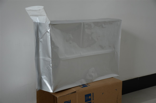 Automatic valve port bags For Packing Engineer Plastics