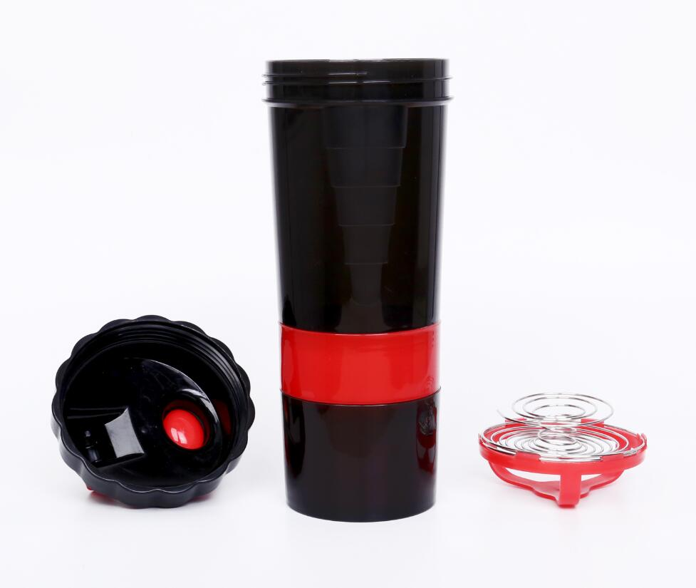 Factory wholesale hot selling eco-friendly water cup 600ml joyshaker bottles