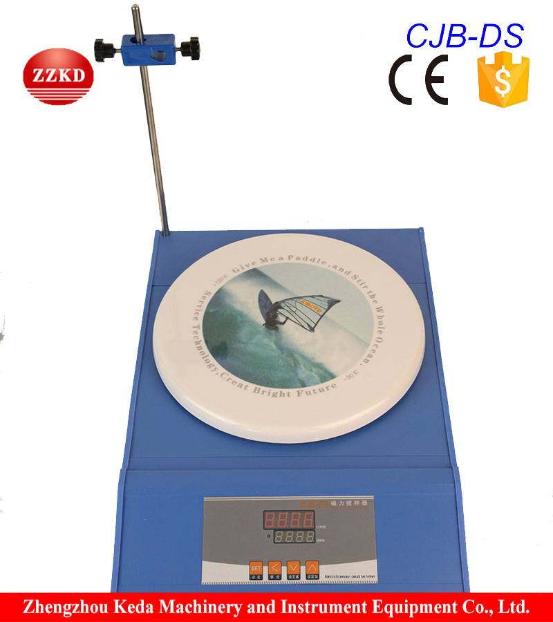 Hotplate Electric Lab Equipment Water Stirring Magnetic Stirrer