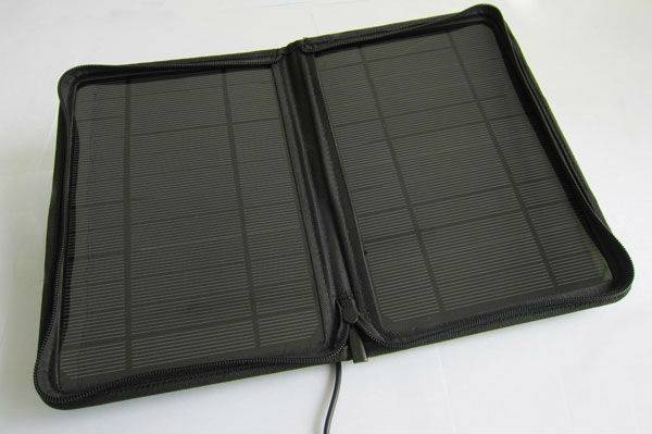 10W Foldable Solar Charger for IPHONE, IPAD series