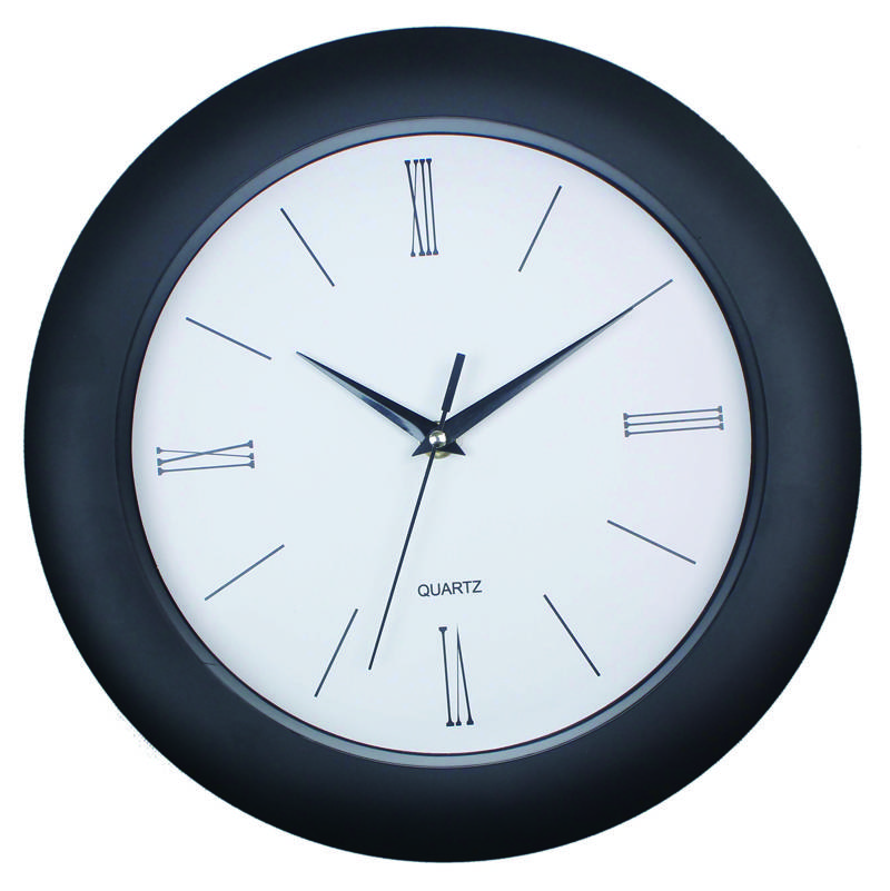 "11.8"" Roman Numeral Wall Clock Manufacture"
