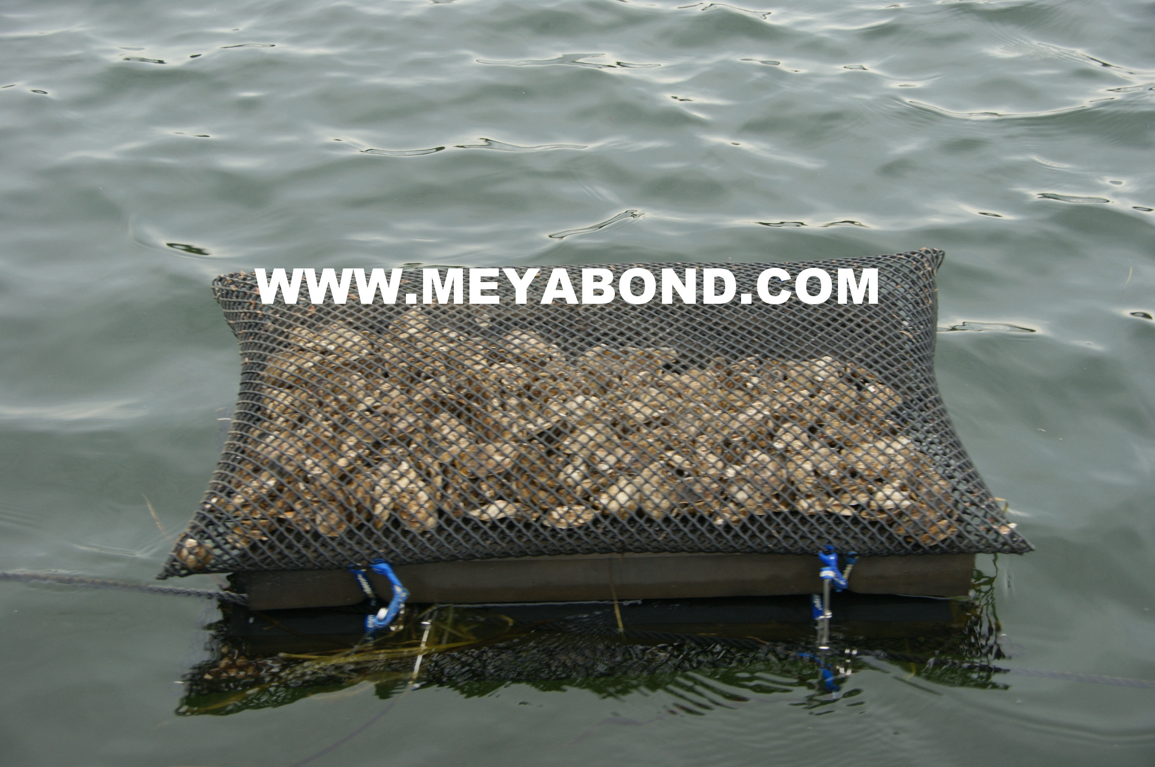 100% virgin HDPE +UV oyster grow mesh bags floats for sale