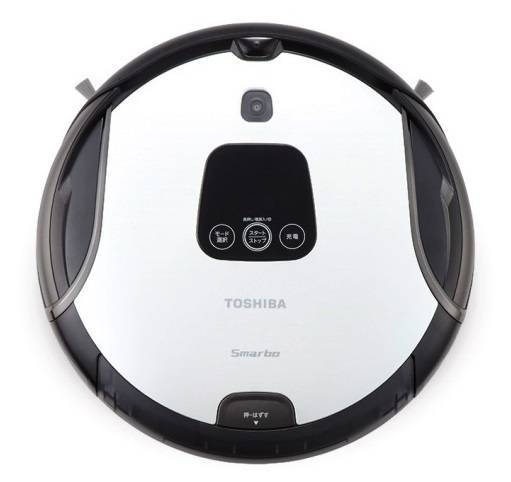 New TOSHIBA Smarbo V VC-RB8000 Vacuum Cleaner Robot
