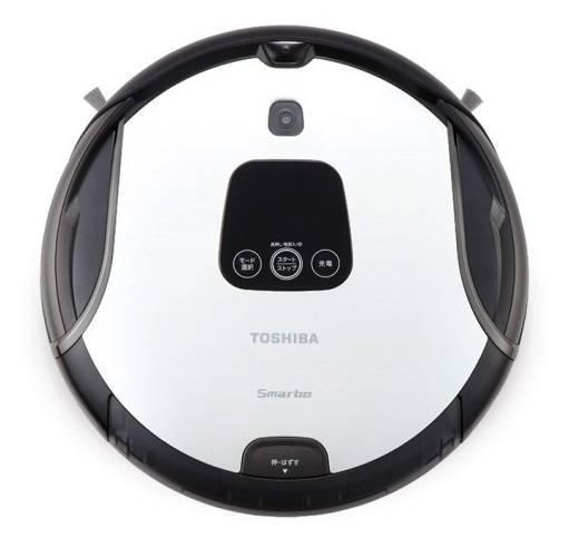 New TOSHIBA Smarbo V VC-RB8000 Vacuum Cleaner Robot