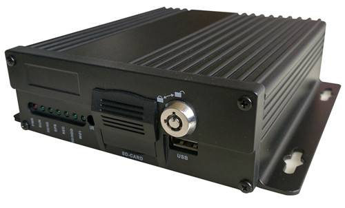 3G GPS MOBILE DVR /4CH 720P Vehicle  DVR with 3G/GPS