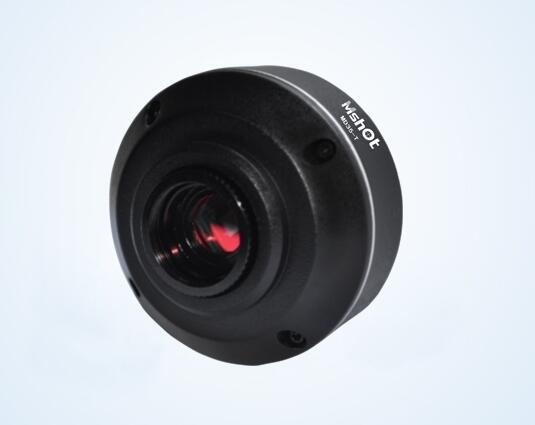High speed CMOS Camera in USB3.0 to provide 55fps fast frame rate and 5MP