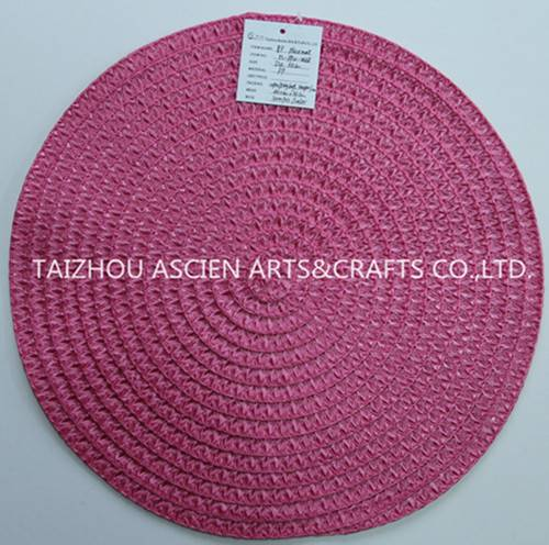 Woven polyester mats YS-PP12-068R