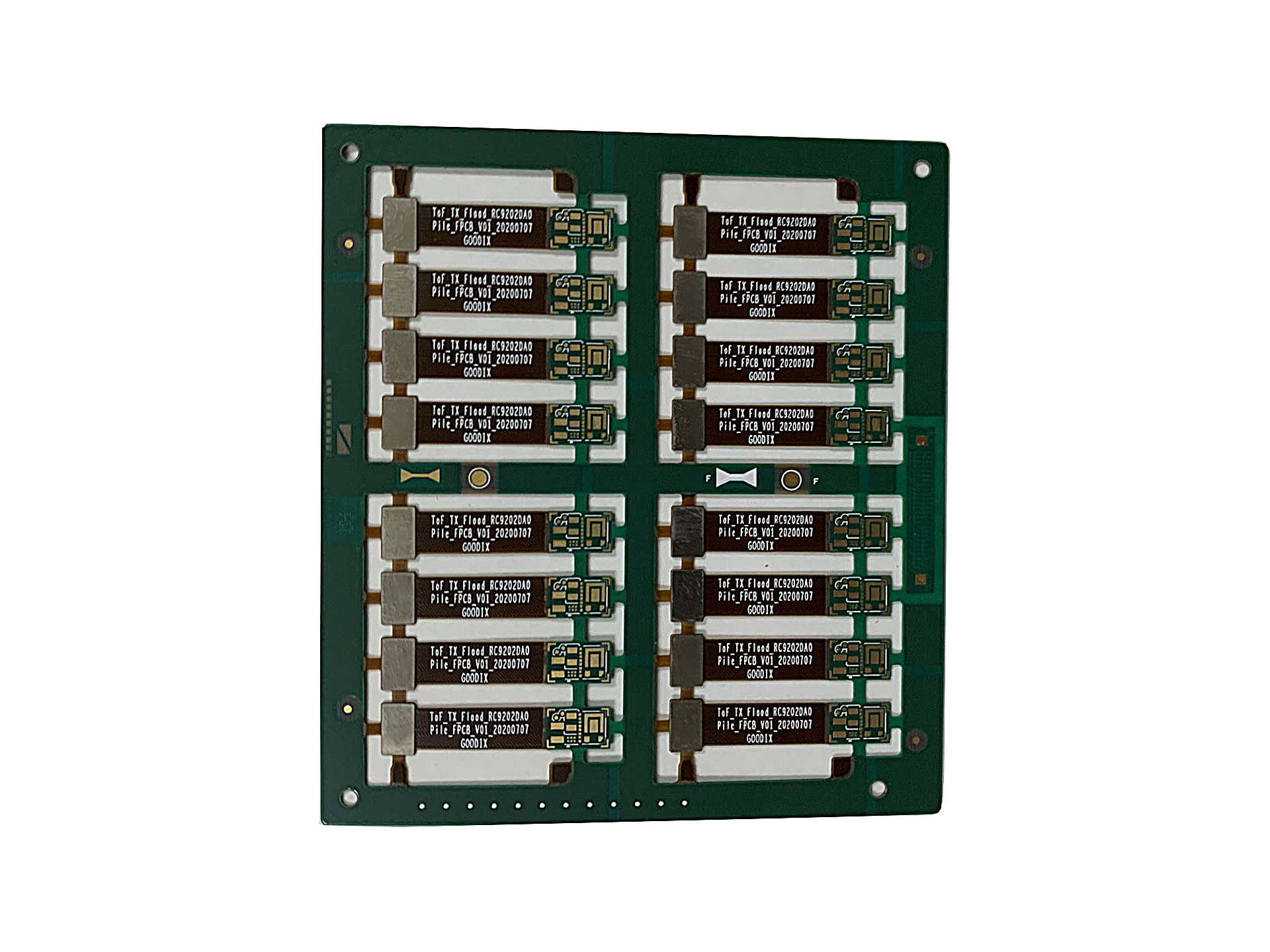 6layer Flex-rigid board