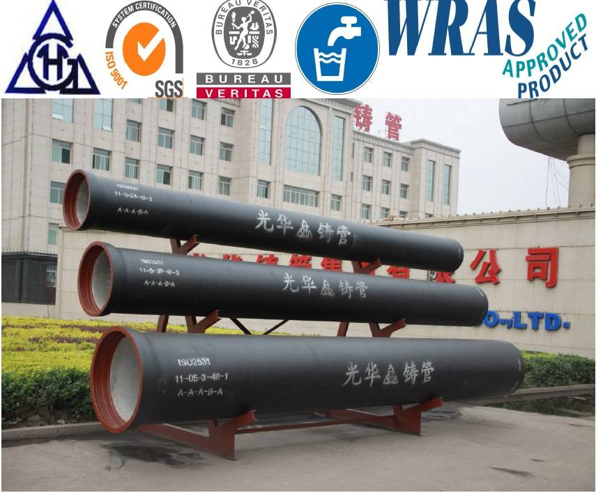 ductile iron pipe pricing