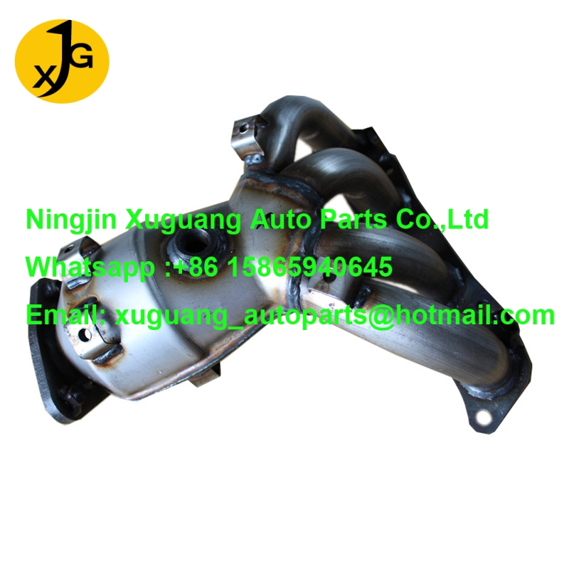 LIFAN x60 front catalytic converters