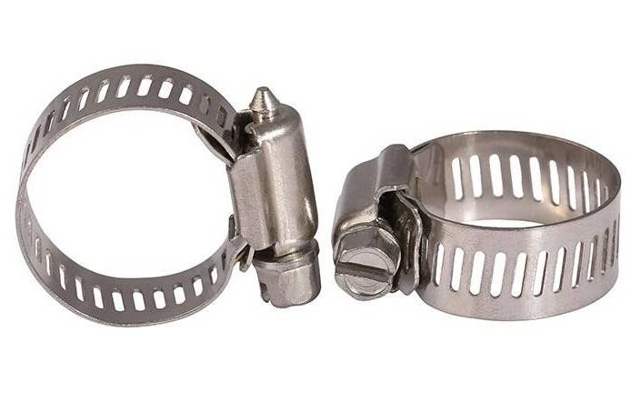 American stainless steel hose clamp Pipe Clips Top Quality Wholesale