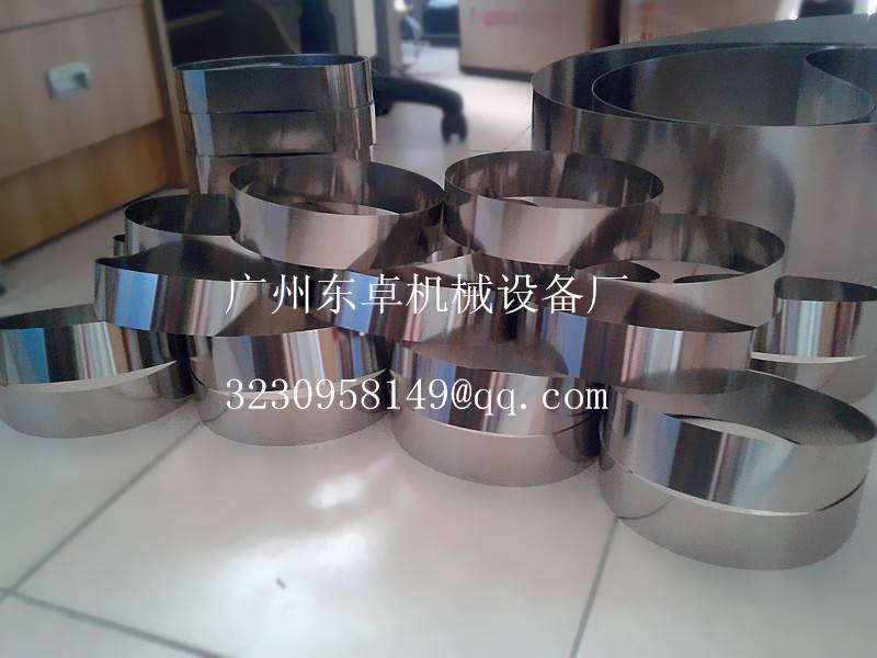 Corrosion Resistant Steel Strip, Finished Goods