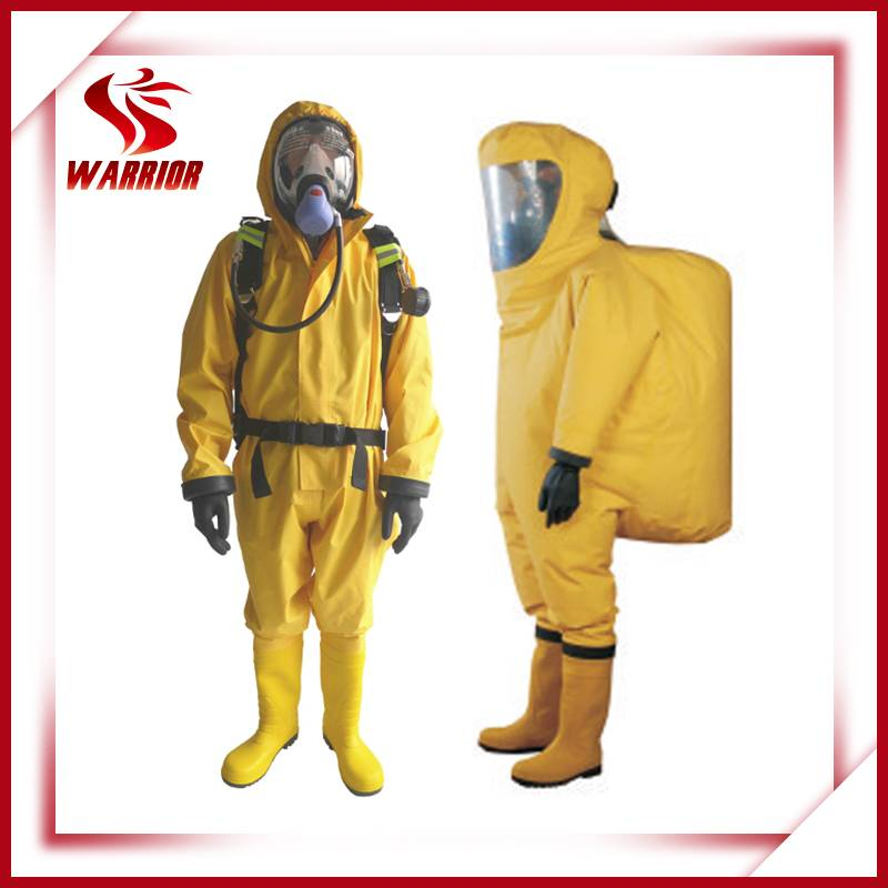 Chemical Protective Suit Resistant Overall