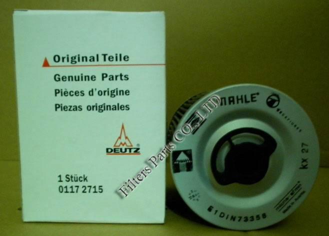1172715 deutz fuel filter