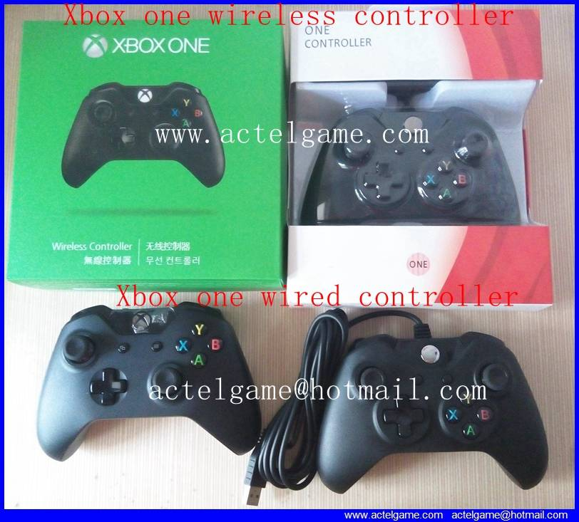 Xbox one wireless controller Xbox one wired controller game accessory