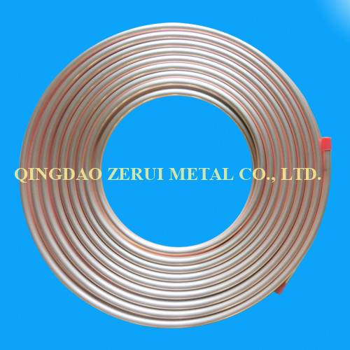 Air Coditioner Refrigeration Pancake Coil Copper Pipe