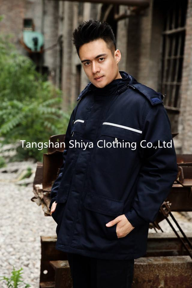 wholesale tnt reflective german winter work suit