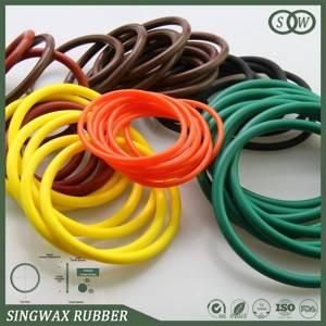 Silicon fluorine rubber o ring size