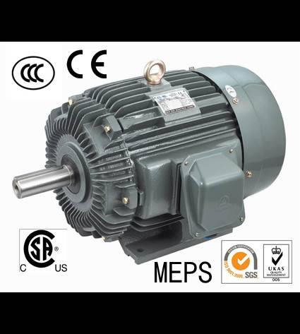 Cast iron motor