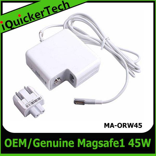 OEM/Original 45W MagSafe1 Power Adapter Laptop Charger for 14.5V Apple MacBook Air