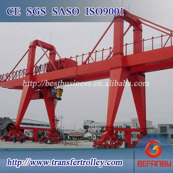 32t Double Girder Gantry Crane