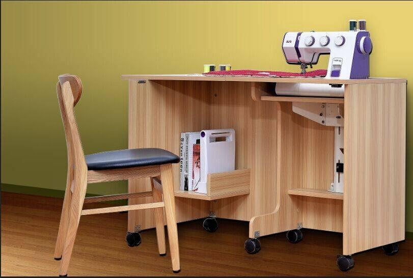 BA-3 foldable sewing furniture