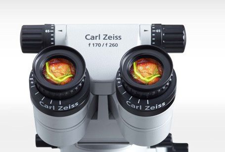 Carl Zeiss YELLOW 560 Fluorescence Based visualization