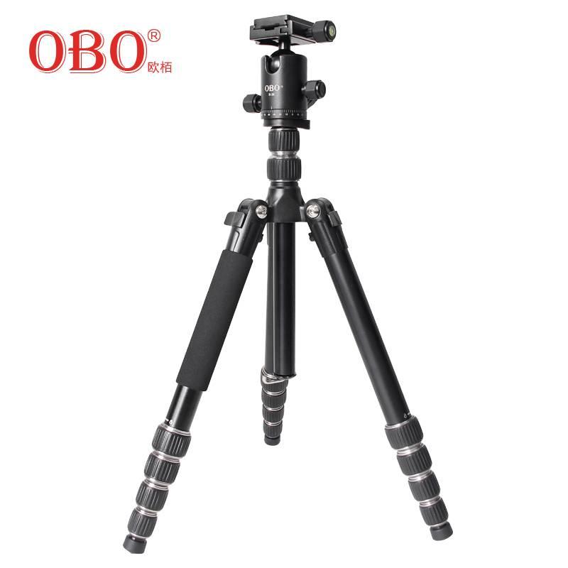 OBO BS2551 China hot sale aluminum professional digital camera tripod