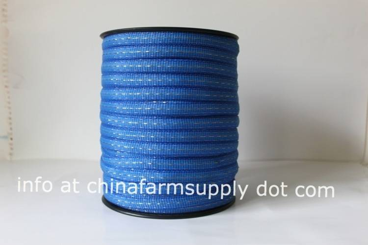 Electric poly tape